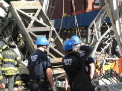 Crane Collapse in NYC, May 30, 2008