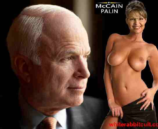 McCain Palin Pair
